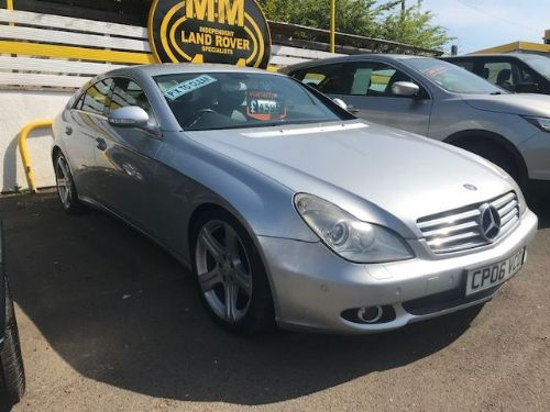 ***SOLD***Mercedes CLS 320 CDI Auto 2006***SOLD***